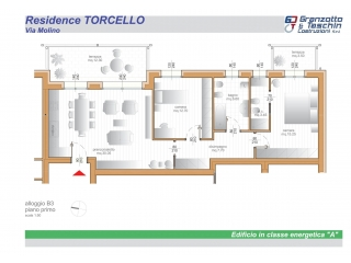 Gallery: Appartamento 2 camere: Residence Torcello (B3)